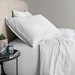 Sheridan - Snow '500tc cotton sateen' sheets