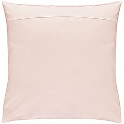 Sheridan - Pale pink '500 thread count cotton sateen' square pillow case