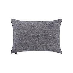 Sheridan - Near black 'Alena' cushion
