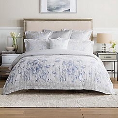 Sheridan - Grey 240 thread count 'Newhall' duvet cover