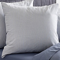 Sheridan - Blue 'Holmes' square pillow case