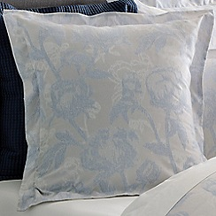 Sheridan - Beige 'Winthrop' square pillow case