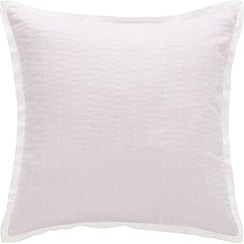 Sheridan - Purple 'Rosily' cushion