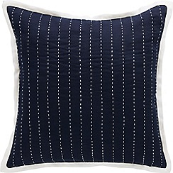 Sheridan - Navy 'Rosily' cushion