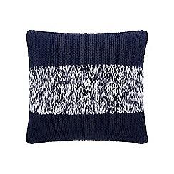 Sheridan - Navy 'Donnelly' cushion