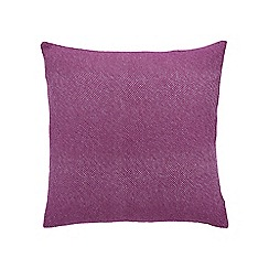 Sheridan - Purple 'Surrey' cushion