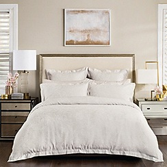 Sheridan - Natural 'Drummond' 200 thread count duvet cover