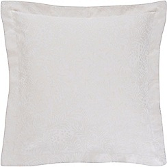 Sheridan - Natural 'Drummond' 200 thread count square pillow case