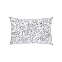 Sheridan - White 'Beadmore' pillow case pair