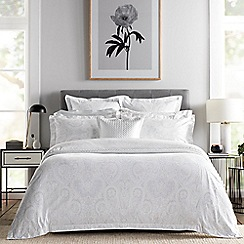 Sheridan - Pale blue 300 thread count 'Bevan' bedding set