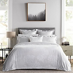 Sheridan - Pale grey 'Wainright' bedding set