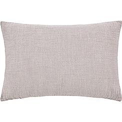 Sheridan - Dark grey 'Fortide' breakfast cushion