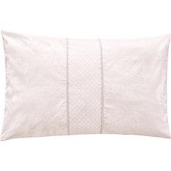 Sheridan - Off white 'Angelis' standard pillow case pair