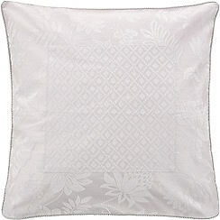Sheridan - Off white 'Angelis' square pillow case