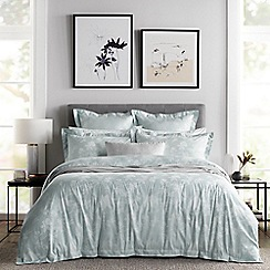 Sheridan - Pale blue 200 thread count 'Forbes' duvet cover