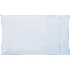 Sheridan - Pale blue 500 thread count 'Tencel' standard pillow case pair