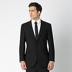 Karl Jackson - Black machine washable suit jacket
