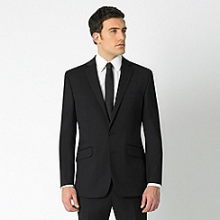 Stvdio by Jeff Banks - Black plain suit jacket