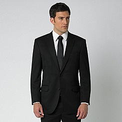 Karl Jackson - Black plain business suit jacket