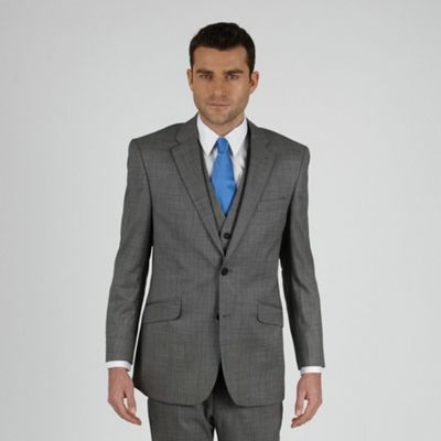 Black & White Small Effect Luxury Suit Jacket