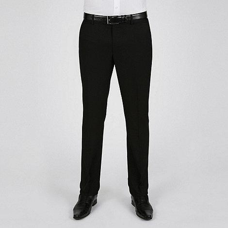 Karl Jackson - Black stripe suit trouser
