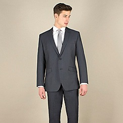 Karl Jackson - Blue tonic 2 button suit jacket