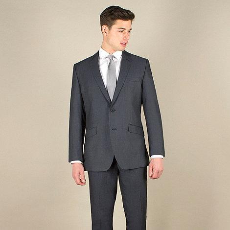 Karl Jackson - Blue tonic 2 button suit jacket