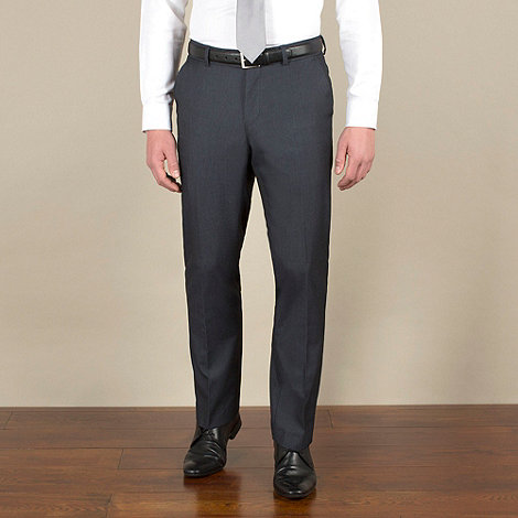 Karl Jackson - Blue tonic suit trousers
