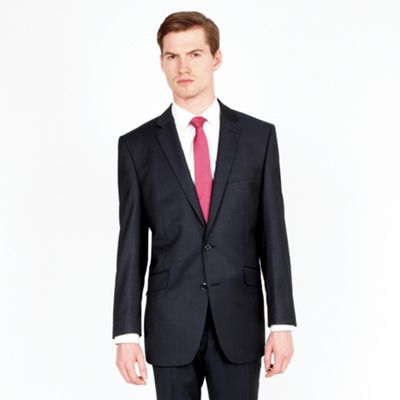 Blue Tonic City Fit 2 Button Suit Jacket