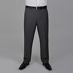 Centaur Big & Tall - Grey tonic washable suit trouser