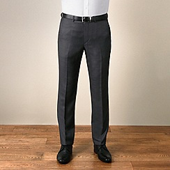 Red Herring - Grey sharkskin suit trouser