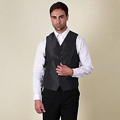 Piscador - Black polka dot waistcoat