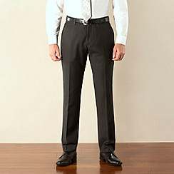 J by Jasper Conran - Black stripe tailored fit trouser