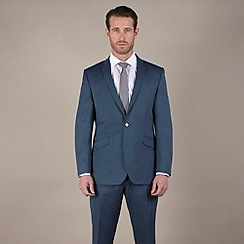 Ben Sherman - Bright blue tonic 2 button suit