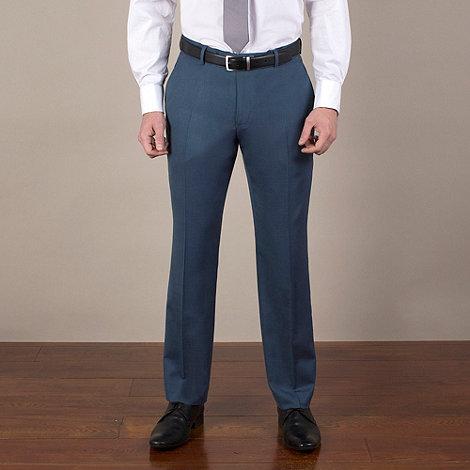 Ben Sherman - Bright blue tonic suit trouser