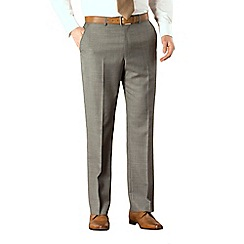Karl Jackson - Grey pick and pick suit trouser