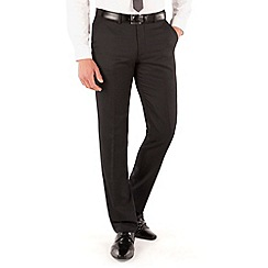 Ben Sherman - Black stripe kings slim fit suit trouser