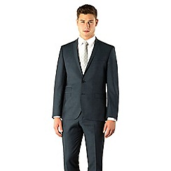 Ben Sherman - Teal tonic 2 button camden skinny fit suit
