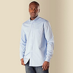 Racing Green - St Ives washed oxford shirt