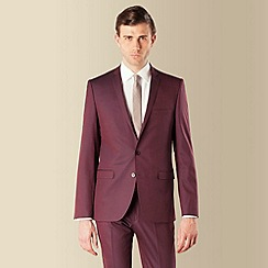 Ben Sherman - Mulberry tonic 2 button skinny camden fit suit jacket