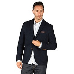 Racing Green - Paull Sports Collar Jacket