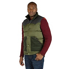 Racing Green - Rawdon Quilted Gilet