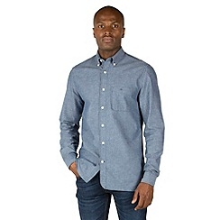 Racing Green - Leeds Chambray Shirt