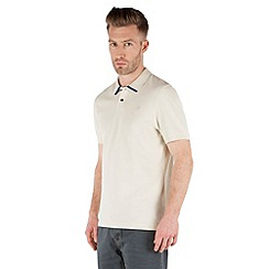 Racing Green - Otley Tipped Pique Polo