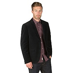 Racing Green - Jagger Dot Velvet Jacket