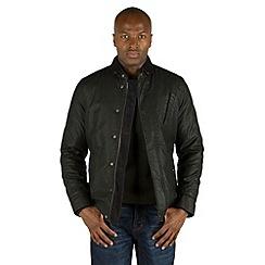 Racing Green - Royston Short Coated Cotton Jacket