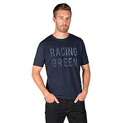 Racing Green - Darton Logo T-Shirt