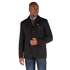 Racing Green - Barkston Shawl Collar Coat