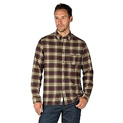 Racing Green - Roxby Brushed Check Shirt
