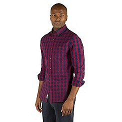 Racing Green - Primrose Check Shirt